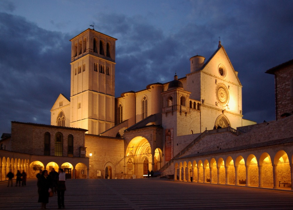 assisi-san-Francesco